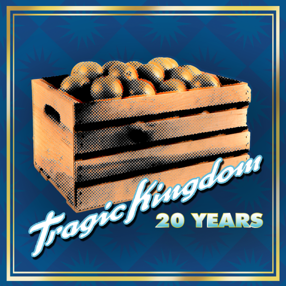 Beacon Street Online is proud to celebrate No Doubt's 20 year landmark of the Tragic Kingdom record release. Stay tuned this week for some fun posts to celebrate the pivotal, epic record that changed the 90s! #tragickingdom20