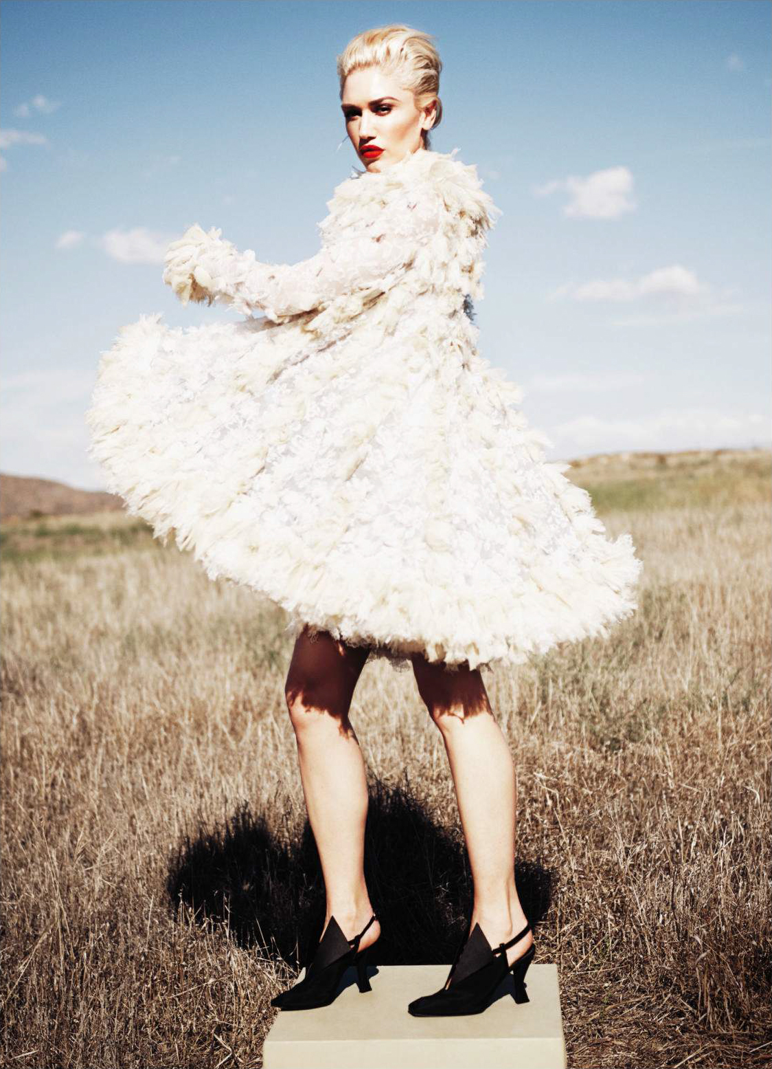 Photo courtesy of InStyle/Jan Welters